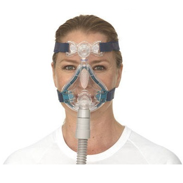 ResMed CPAP Full-Face Mask : # 61202 Mirage Quattro with Headgear , Medium-/catalog/full_face_mask/resmed/Resmed-mirage-quattro-07