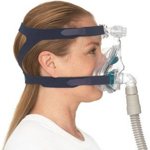 ResMed CPAP Full-Face Mask : # 61202 Mirage Quattro with Headgear , Medium-/catalog/full_face_mask/resmed/Resmed-mirage-quattro-09