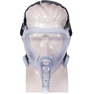 Philips-Respironics CPAP Full-Face Mask : # 1060803 FitLife with Headgear , Small-/catalog/full_face_mask/respironics/1060801-01