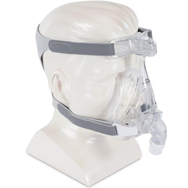 Philips-Respironics CPAP Full-Face Mask : # 1090203 Amara with Headgear , Medium-/catalog/full_face_mask/respironics/1090200-02