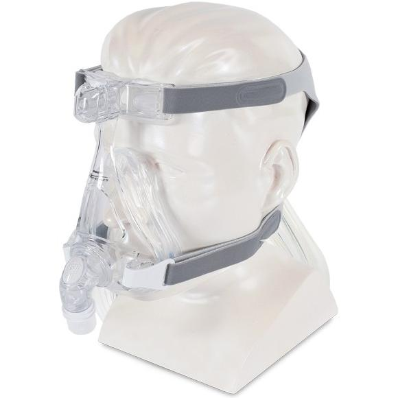 Philips-Respironics CPAP Full-Face Mask : # 1090200 Amara Reduced Size with Headgear , Petite-/catalog/full_face_mask/respironics/1090200-03