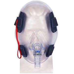Philips-Respironics CPAP Full-Face Mask : # 302433 Total Face with Headgear-/catalog/full_face_mask/respironics/302433-01