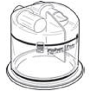 Fisher-Paykel Replacement Parts : # HC360 DISHWASHABLE WATER CHAMBER for SleepStyle 600-Series Fits all HC600 Systems