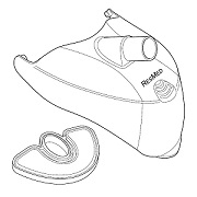 CPAP: S8 H4i™  Flip Lid and Seal