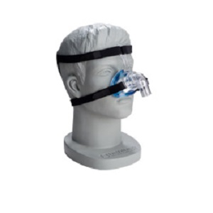 DeVilbiss CPAP Nasal Mask : # 50166 INNOVA with Headgear , Small