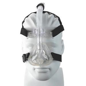 DeVilbiss CPAP Nasal Mask : # 9352GS Serenity Gel with Headgear , Shallow