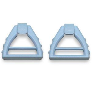 DeVilbiss Replacement Parts : # 97218 EasyFit Silicone and EasyFit Gel Series Headgear Clips , 2/ Pkg