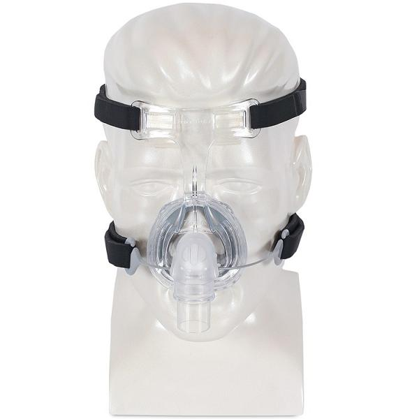Fisher-Paykel CPAP Nasal Mask : # 400445 Zest Q with Headgear , Standard-/catalog/nasal_mask/fisher_paykel/400445-03