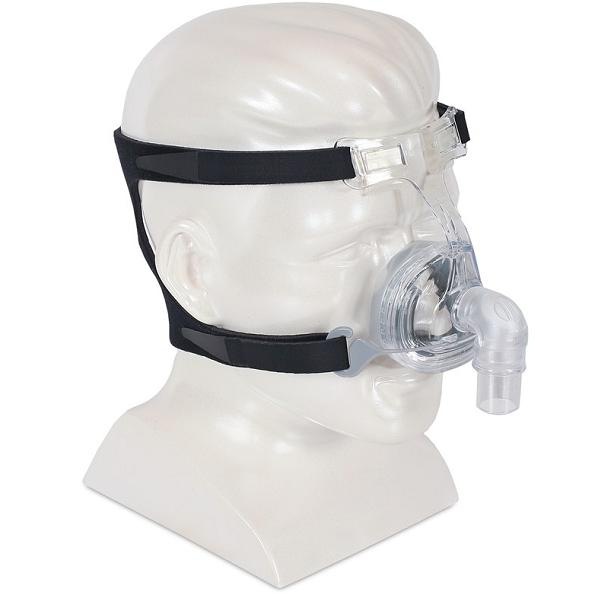 Fisher-Paykel CPAP Nasal Mask : # 400445 Zest Q with Headgear , Standard-/catalog/nasal_mask/fisher_paykel/400445-04