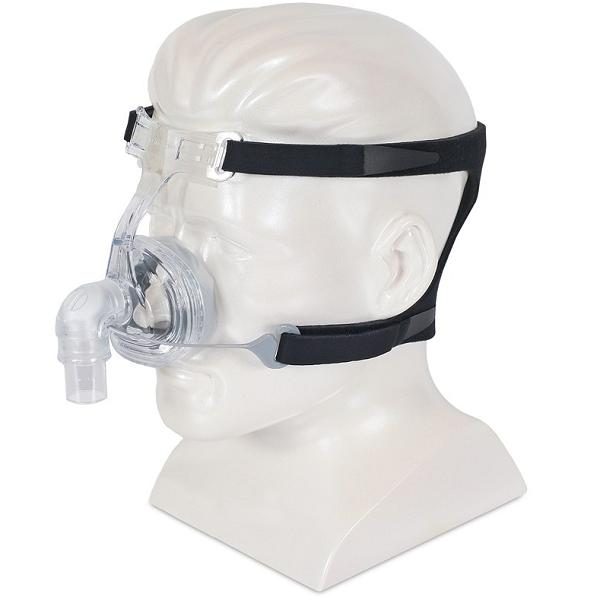 Fisher-Paykel CPAP Nasal Mask : # 400445 Zest Q with Headgear , Standard-/catalog/nasal_mask/fisher_paykel/400445-05
