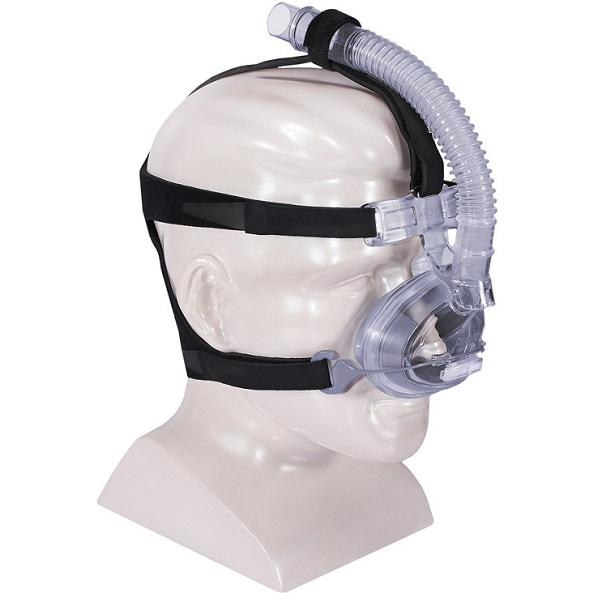 Fisher-Paykel CPAP Nasal Mask : # HC401 Aclaim 2 with Headgear  , Small and Large Silicone Seals-/catalog/nasal_mask/fisher_paykel/hc401-03