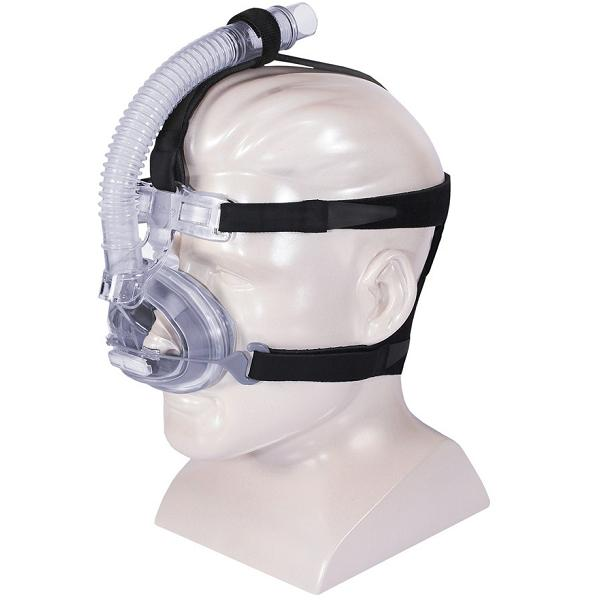 Fisher-Paykel CPAP Nasal Mask : # HC401 Aclaim 2 with Headgear  , Small and Large Silicone Seals-/catalog/nasal_mask/fisher_paykel/hc401-04