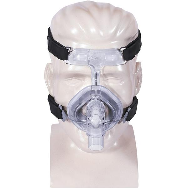 Fisher-Paykel CPAP Nasal Mask : # HC405 FlexiFit 405 with Headgear , Small and Large Silicone Seals-/catalog/nasal_mask/fisher_paykel/hc405-02