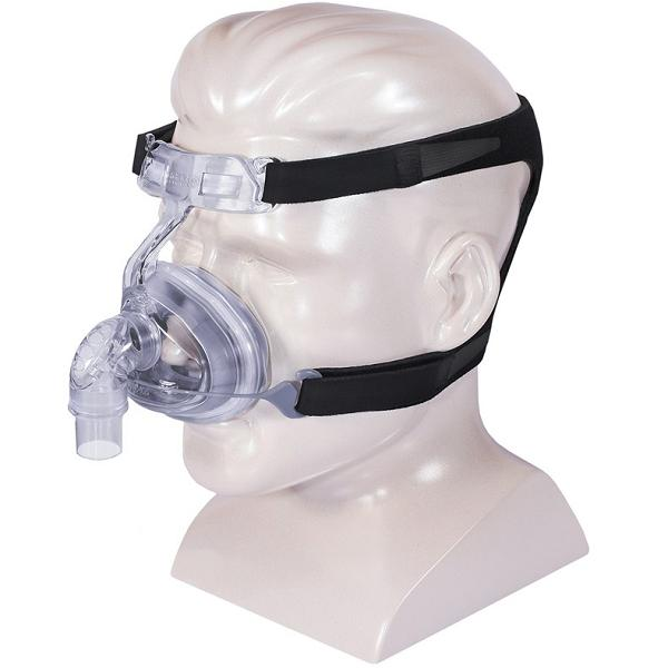 Fisher-Paykel CPAP Nasal Mask : # HC405 FlexiFit 405 with Headgear , Small and Large Silicone Seals-/catalog/nasal_mask/fisher_paykel/hc405-04