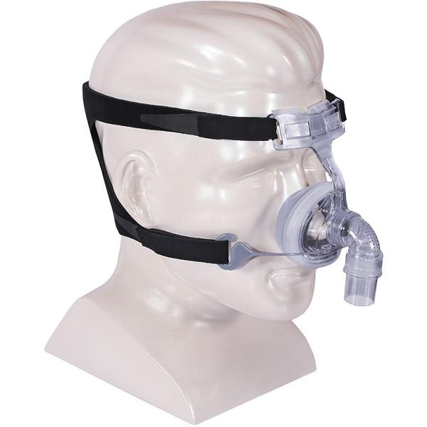 Fisher-Paykel CPAP Nasal Mask : # HC407 FlexiFit 407 with Headgear   , Standard-/catalog/nasal_mask/fisher_paykel/hc406-03