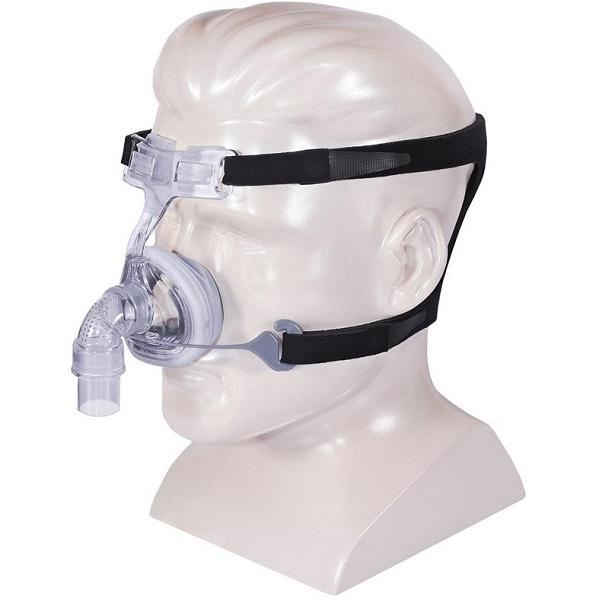 Fisher-Paykel CPAP Nasal Mask : # HC407 FlexiFit 407 with Headgear   , Standard-/catalog/nasal_mask/fisher_paykel/hc406-04