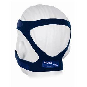 ResMed Replacement Parts : # 16117 Universal Headgear , Medium/Standard (Navy)
