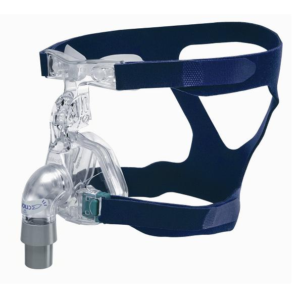 ResMed CPAP Nasal Mask : # 16549 Ultra Mirage II with Headgear , Large-/catalog/nasal_mask/resmed/16548-01