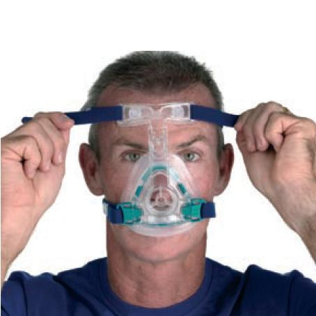 ResMed CPAP Nasal Mask : # 60100 Mirage Activa with Headgear , Standard-/catalog/nasal_mask/resmed/60100-03