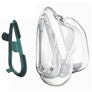 ResMed Replacement Parts : # 60117 Mirage Activa Cushion and Clip , Standard-/catalog/nasal_mask/resmed/60117-01