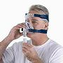 ResMed CPAP Nasal Mask : # 60150 Mirage Activa LT with Headgear , Large Wide