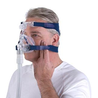 ResMed CPAP Nasal Mask : # 60150 Mirage Activa LT with Headgear , Large Wide-/catalog/nasal_mask/resmed/60182-03