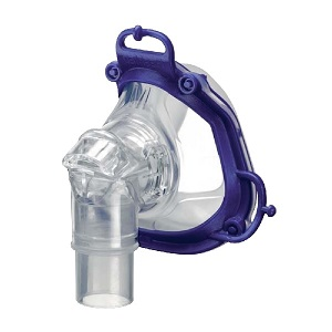 ResMed CPAP Nasal Mask : # 61102 Meridian  with headgear , Medium