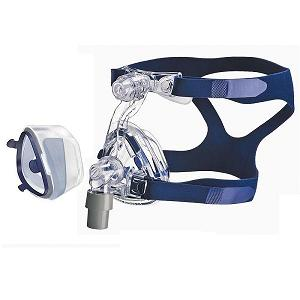 ResMed CPAP Nasal Mask : # 61615 Mirage Activa LT and Mirage SoftGel Convertable Pack with Headgear , Large