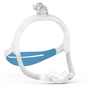 ResMed CPAP Nasal Mask : # 63800 AirFit N30i Starter Pack , Std frame with sm, sw and med cushions