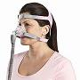 ResMed CPAP Nasal Mask : # 62128 Mirage FX for Her with Headgear , Standard