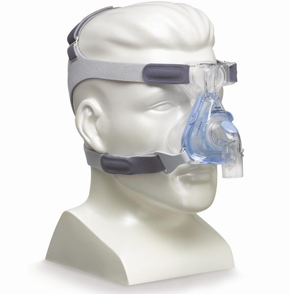 Philips-Respironics CPAP Nasal Mask : # 1050001 EasyLife with Headgear , Small-/catalog/nasal_mask/respironics/1050001-02