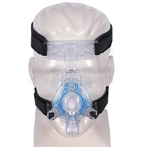 Philips-Respironics CPAP Nasal Mask : # 1070039 ComfortGel Blue with Headgear , Small-/catalog/nasal_mask/respironics/1070038-01