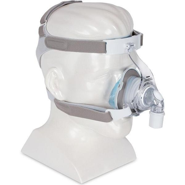 Philips-Respironics CPAP Nasal Mask : # 1071803 TrueBlue Gel with Headgear  , Medium-/catalog/nasal_mask/respironics/1071800-02