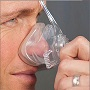 Philips-Respironics CPAP Nasal Mask : # 1104915 Pico with Headgear , Small/Medium