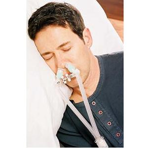 CPAPPro CPAP Nasal Pillows Mask : # WCPDME-299 CPAP PRO Deluxe  , Standard