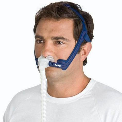 Resmed Cpap Nasal Pillows Mask 60560 Swift Lt With