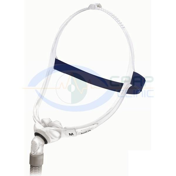 ResMed CPAP Nasal Pillows Mask : # 61500 Swift FX with Headgear , Small, Medium, Large Pillows-/catalog/nasal_pillows/resmed/61500-01
