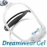 CPAP: DreamWear Gel Pillows Mask