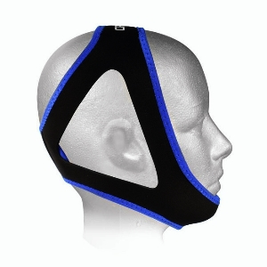 KEGO Accessories : # K8104 CPAPology Morpheus DELUXE chinstrap Chinstrap , Small/Medium