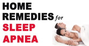 Slеер Apnea Hоmе Remedies