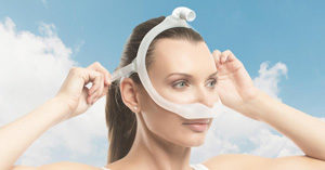 CPAP mask comfort