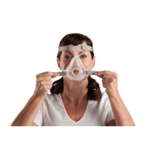 mask leak