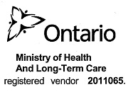 CPAP clinic is OHIP Authorized Vendor for Respiratoryt Equipment