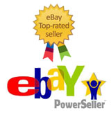 Official eBay Top-Rated Seller Seal